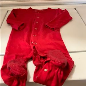 L'ovedbaby Red sleeper